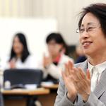 """최순자 """"부패로 망가진 인천교육 바로 세우겠다"""" 목청"""