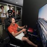 삼성, 세계 게이머 '정조준' E3서 대형 QLED TV 전시