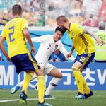 한국 축구대표팀, 월드컵 F조 순위 경쟁 스타트