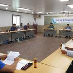 인천 영종소방서 '주택용 소방시설 설치 촉진' 통장 간담회