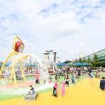 """""""더위 물렀거라"""" 오산시 죽미체육공원 내달 7일부터 물놀이터 가동"""