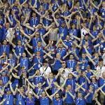 이렇게 장엄한 '바이킹 박수'처럼… 아이슬란드의 월드컵은 치열하게 끝났다