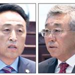 의장 김홍성-부의장 이창현 화성시의회 오늘까지 院구성