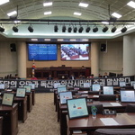 안산시의회, 다수당 의장단 독식 기류에 한국당 임시회 보이콧