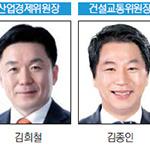 인천시의회 상임위원장 선출 완료