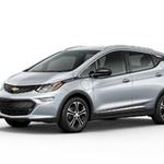 한국지엠 볼트 EV 두달 연속 국내 전기차 등록률 1위 차지