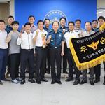용인동부서 축구동호회, 경기남부지방경찰청장배 축구대회 4연패