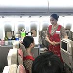 서울호서전문학교 항공서비스과, 아시아나항공 실무 연수 진행