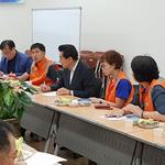 김상돈 의왕시장, 부곡도깨비시장 상인회 간담회