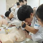 모의 수술·심폐소생술 배우며 '의사의 꿈' 쑥쑥
