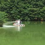 한국농어촌공사 파주지사, 관내 저수지 녹조예방에 만전
