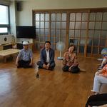 엄태준 이천시장, 노인 무더위 쉼터 시설관리 점검
