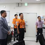 과천소방서, LG화학 RD과천캠퍼스서 재난 안전컨설팅