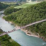 [창간30]자연이 숨 쉬는 이곳… 한탄강 8경에 웃음꽃 절로