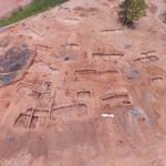 검단신도시 개발지구 '유구' 대량 발굴