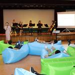 안양소방서, 대원 정신건강 치유 '브라보 마이 라이프' 공연