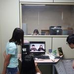 부용중 학생들 영상제작 재능기부