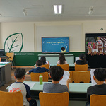 안산 슬기초, 허준 선생과 우리 몸 탐험 독서교실 운영