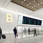 2022년 인천공항 T1 최첨단 시설 갖춰 '飛上'