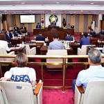 포천시의회 제134회 임시회 총 19개 주요 사업장 방문