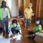 평택시 송탄동사회보장협, 홀몸노인 가정에  선풍기·생활용품 전달