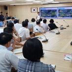 하남시장, 감일지구 유구출토 주제 주간정책회의 열고 대책 마련 주력