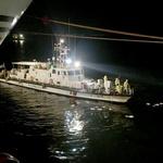 인천신항 컨부두 정박 화물선서 벙커C유 해상 유출… 긴급 방제 나서