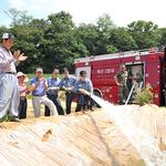 해군 제2함대사령부, 평택 안중읍 일대 영농급수 지원