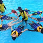 평택시 안중출장소, 초·중등학생 대상 생존수영 교육 실시