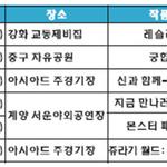인천시영상위원회 오늘부터 4개 지자체서 '밤마실 극장' 영화 6편 상영