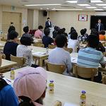 김상호 하남시장 자원봉사자와의 간담회