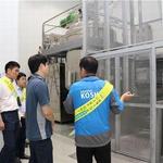 안보공단 중부본부-산단공단 인천본부 남동인더스파크 화장품 업체 안전 점검