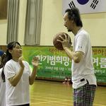 한기범 희망농구 여름캠프 성료