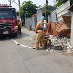 계양소방서 화재경계지구서 재난 대응 역량강화 훈련