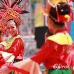 아시아 최고 스포츠 축제 개막…16일간 열전 돌입