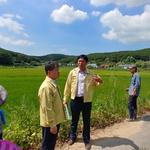 영종·용유 농경지 농업용수 지원 점검