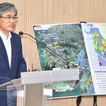 '물의 도시 건설' 갈 길 먼데 재원조달 어려워 규모 축소