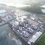 포스코건설, 파나마 최대 복합화력발전소 준공