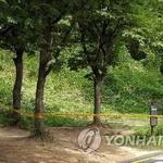 """과천 '시신 훼손' 용의자 """"살해 인정"""""""
