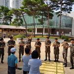 부평 관광으로 軍 생활 '활력 충전'