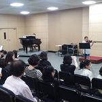 과천시민회관서 '드림악기교실 작은 음악회' 열어