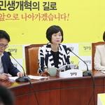 """정의당 """"규제완화 법안 처리 중단해야"""""""