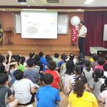 계양署 인천안산초 1학년 대상 '교통사고 예방교육'