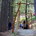 빌딩숲 어린이들 자연 벗삼아 싱글벙글
