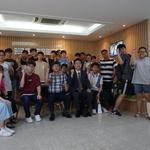 인천발달장애인훈련센터 교육생 '토크콘서트'