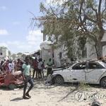 소말리아서 차량 자살폭탄 테러, 무고한 어린이마저도 인면수심에