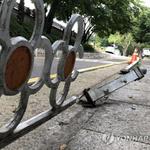 자유공원 차량난동, '민폐에 민폐' 거듭 … 결국 '무서워서'