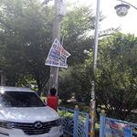 수원시 권선구, 쾌적한 도시환경 조성 위한 불법 유동광고물 합동단속