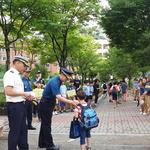 안산단원경찰서, 어린이 안전 관련 기관 단체 참여 교통안전 캠페인 실시