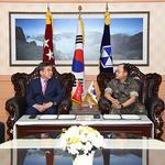 한전 경기북부본부-육군 제6군단, '전력 현대화 사업' 계약 체결